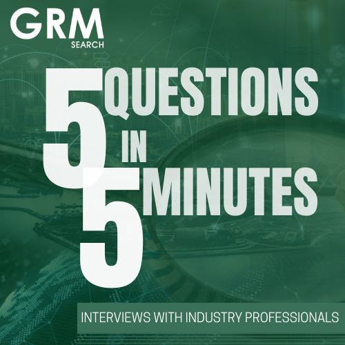 5 Questions in 5 Minutes: Yolande Myburgh